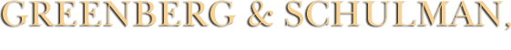 Greenberg & Schulman, Attorneys at Law logo